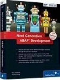 Next Generation ABAP Development