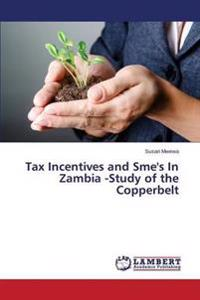 Tax Incentives and Sme's in Zambia -Study of the Copperbelt