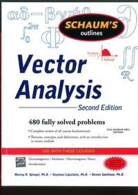 Schaums Outline Of Vector Analysis 2/E