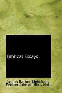 Biblical Essays