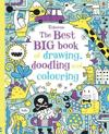 Best Big Book of Drawing, DoodlingColouring