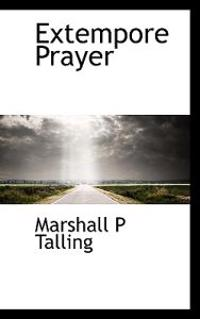 Extempore Prayer
