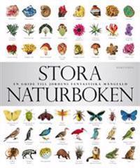 Stora naturboken : en guide till jordens fantastiska mångfald