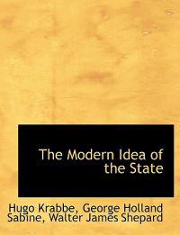 The Modern Idea of the State