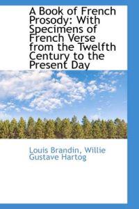A Book of French Prosody