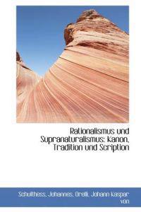 Rationalismus Und Supranaturalismus
