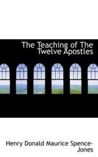 The Teaching of the Twelve Apostles
