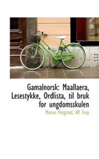 Gamalnorsk