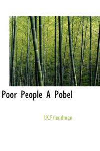 Poor People a Pobel