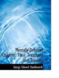 Mentally-Deficient Children
