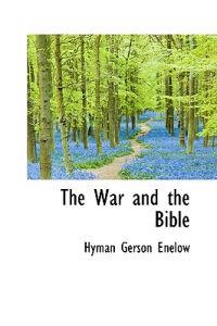 The War and the Bible