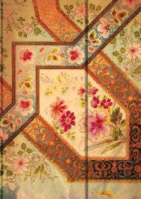 Filigree Floral-Ivory