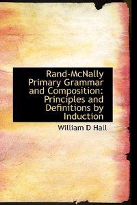 Rand-mcnally Primary Grammar and Composition