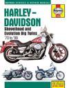 Haynes Harley-Davidson Shovelhead and Evolution Big Twins '70 to '99 Service and Repair Manual