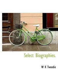 Select Biographies.