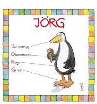 Jörg. Namenskalender
