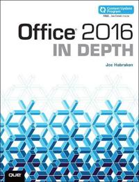 Office 2016 in Depth
