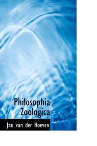 Philosophia Zoologica
