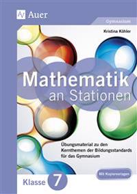 Mathe an Stationen 7 Gymnasium