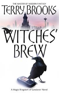 Witches brew - the magic kingdom of landover, vol 5
