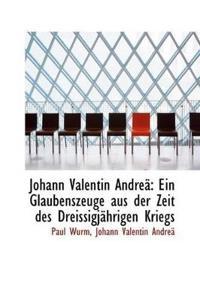Johann Valentin Andre