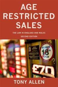 Age restricted sales - the law in england and wales