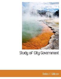 Study of City Government