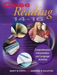 Close Reading 14-16