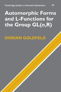 Automorphic Forms and L-Functions for the Group GL - n,R