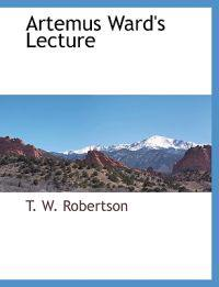 Artemus Ward's Lecture