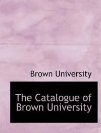 The Catalogue of Brown University