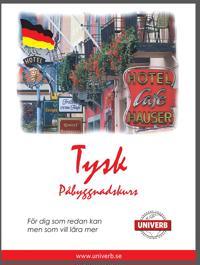 Tysk språkkurs påbyggnadskurs