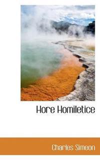 Hore Homiletice