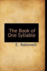 The Book of One Syllable