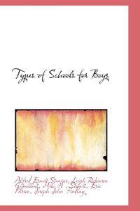 Types of Schools for Boys
