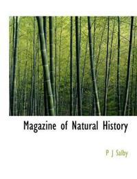 Magazine of Natural History