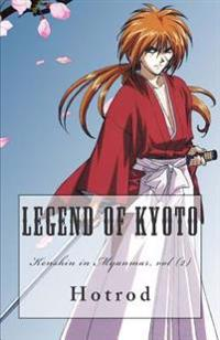 Kenshin in Myanmar, Vol. 2: Legend of Kyoto