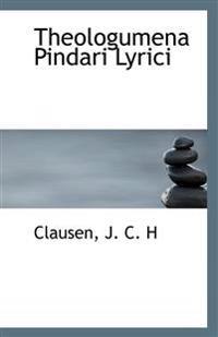 Theologumena Pindari Lyrici