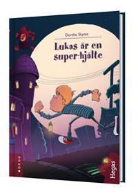 Lukas är en super-hjälte (bok+CD)