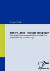 Hohere Lohne - Weniger Korruption?