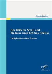 Der Ifrs for Small and Medium-Sized Entities