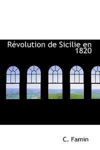 Revolution De Sicilie En 1820