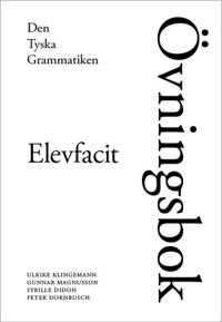 Den Tyska Grammatiken Elevfacit