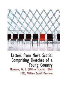 Letters from Nova Scotia