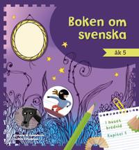 Boken om svenska åk 5