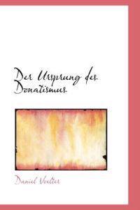 Der Ursprung Des Donatismus