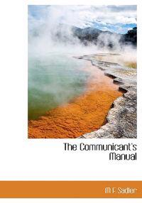 The Communicant's Manual