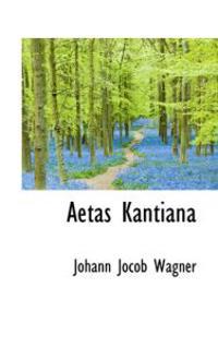 Aetas Kantiana