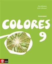 Colores 9 Övningsbok