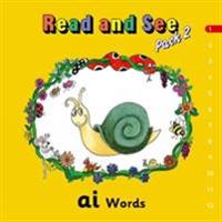 Jolly phonics read and see, pack 2 - in precursive letters (be)